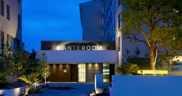 HOTEL ANTEROOM KYOTO 01