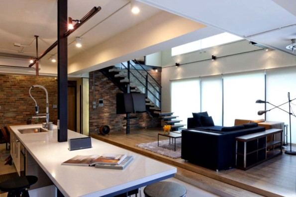 Lai Residence by PMK+Designers 01